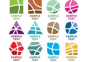 Abstract Logo Vector Elements