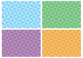 Free Geometric Vector Pattern