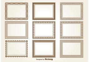 Decorative Square Frames