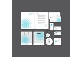 Halftone Company Profile Template