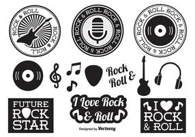 Rock and Roll Elements