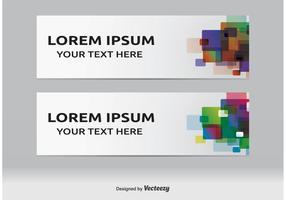 Modern Web Banners