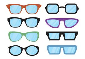 Free Vector Glasses