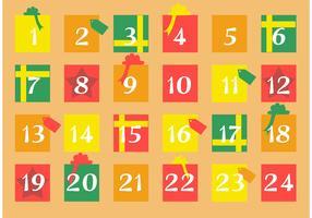 Gift Advent Calendar