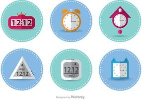 Stitched Clock Vectors
