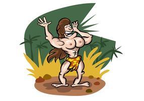 Tarzan Vector