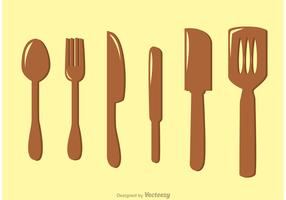 Kitchen Utensil Vectors Pack