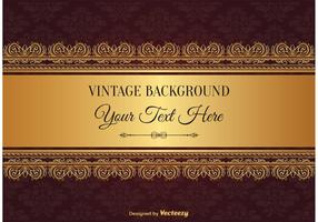 Elegant Vintage Style Background