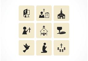 Free Christian Vector Icons
