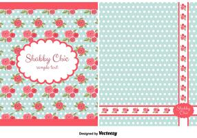Shabby Chic Style Backgrounds