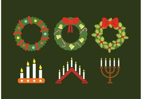 Advent wreath collection