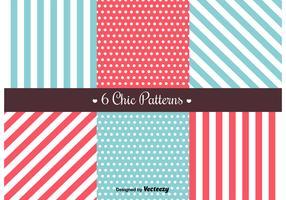 Free Retro Patterns