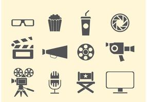 Film and Cinema Vectors