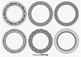 Decorative Round Frames
