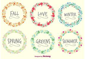 Seasons Wreaths