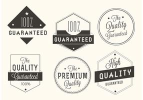 Free vector premium quality set