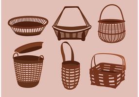 Simple Old Basket Designs