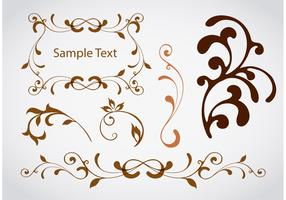 Design Swirl Vector Elements