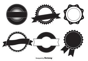Vector Badge Templates