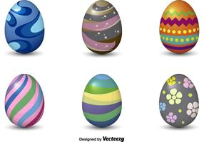 Easter Egg Vectors