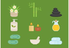 Spa Vector Icons