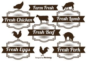 Farm Labels