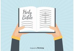Open Bible Illustration