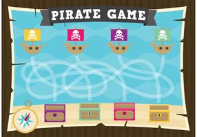 Vector Pirate Game Match