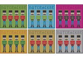 Vector Nutcracker Textile