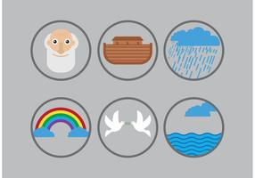 Ark Icon Vector Pack
