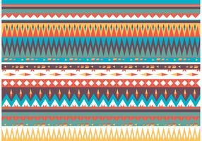Native American Pattern Vector