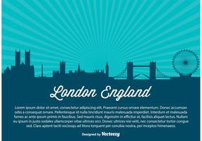 London City Skyline Illustration