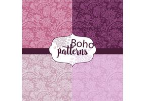 Boho Pattern Set