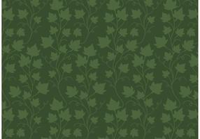 Ivy Vine Pattern Free Vector