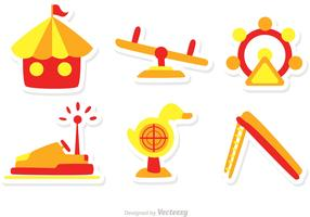 Playground Icons Vector Pack