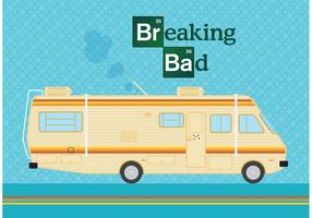 Breaking Bad RV Vector
