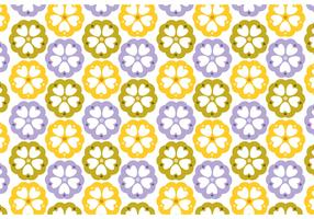 Floral Pattern Design Vectors