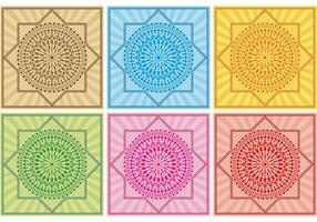 Morocco Background Vector Designs