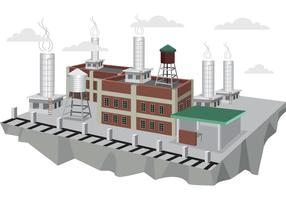 3D Factory Vector