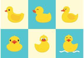 Rubber Duck Vector Free