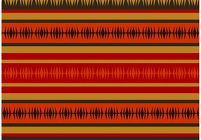 Native American Pattern Free Vector