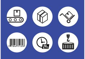 Shipping Vector Icons