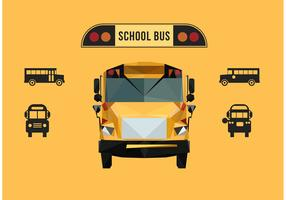 School Bus Free Vector