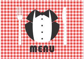 Free Menu Card Vector Design