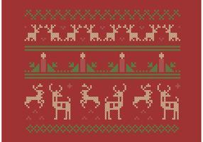 Cross Stitch Christmas Set