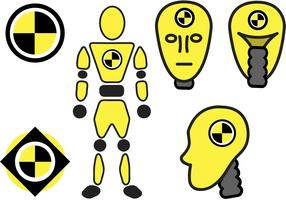 Crash Dummy Vectors
