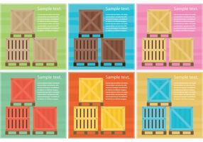 Crate Vectors