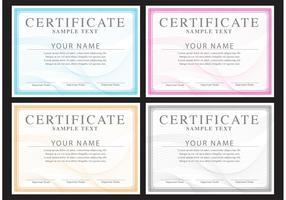 Classic Certificate Vectors