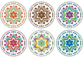Russian Ornament Vector Designs