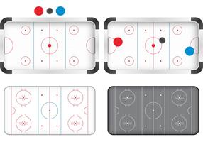 Hockey Rink Vectors